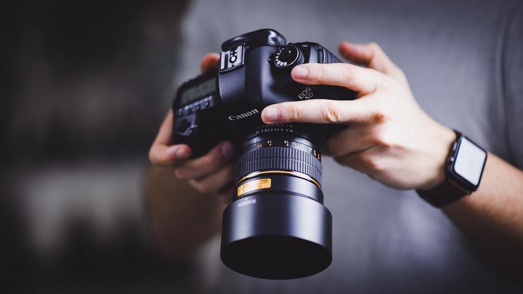 Digital Technology on Photography