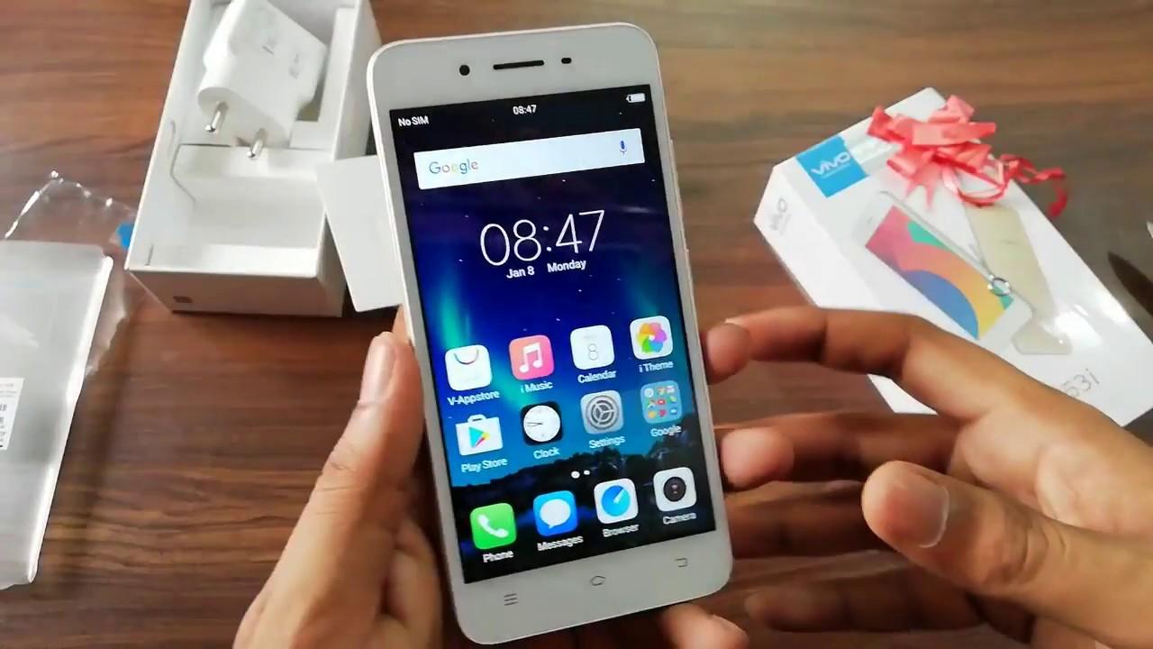Vivo Y53i - Vivo Smartphone