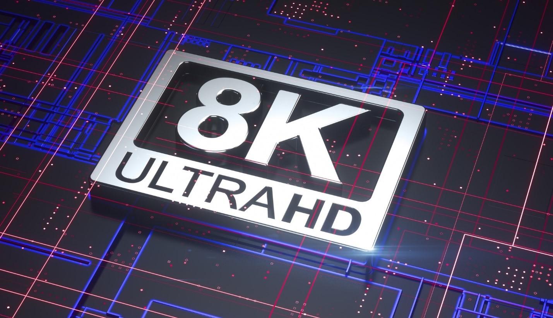 8K Screens