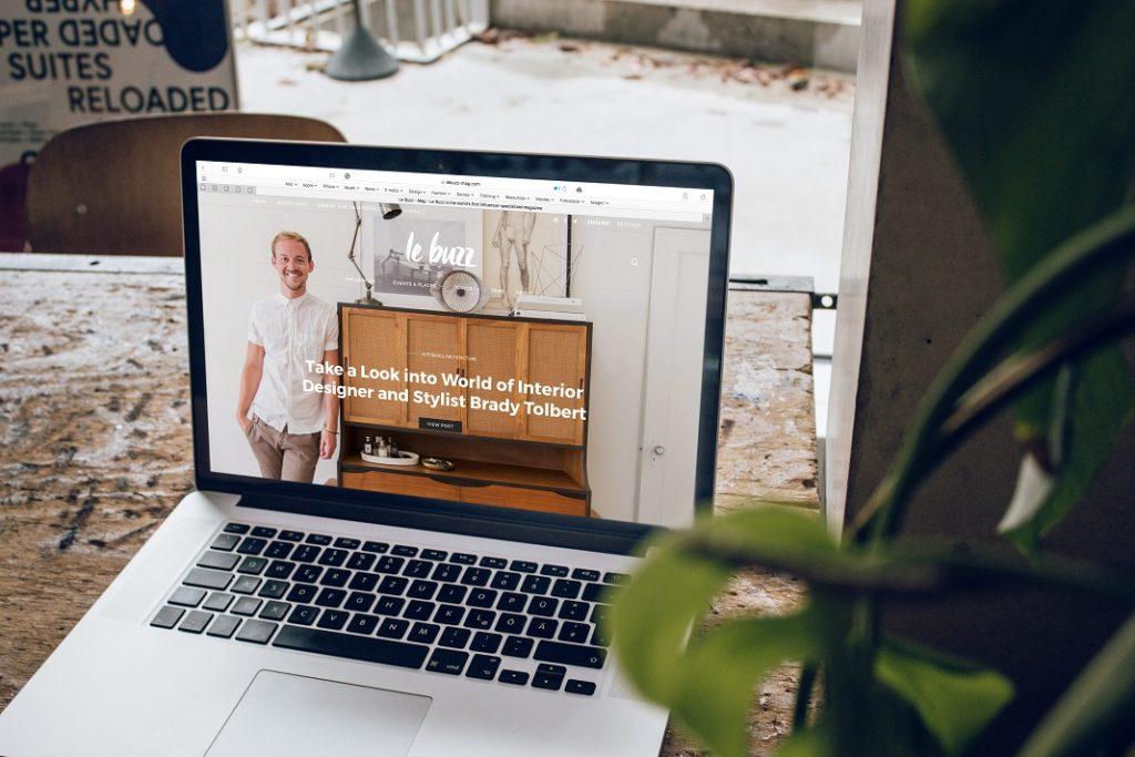 Custom Webpage design