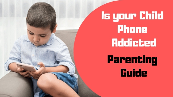 Is your Child Smartphone Addicted