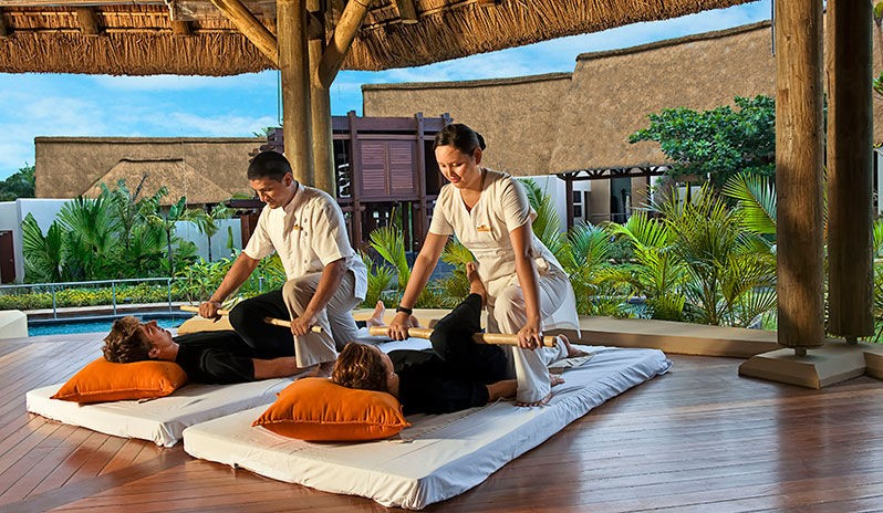 Mauritian Luxury Spa