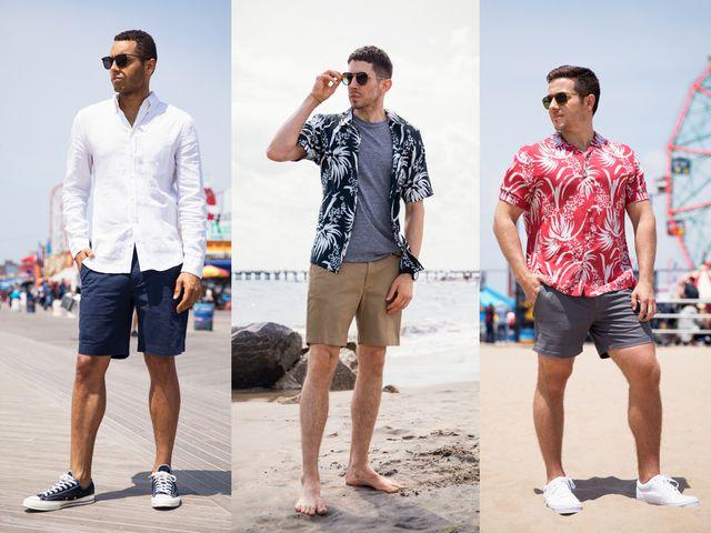 Mens Beach Shirts