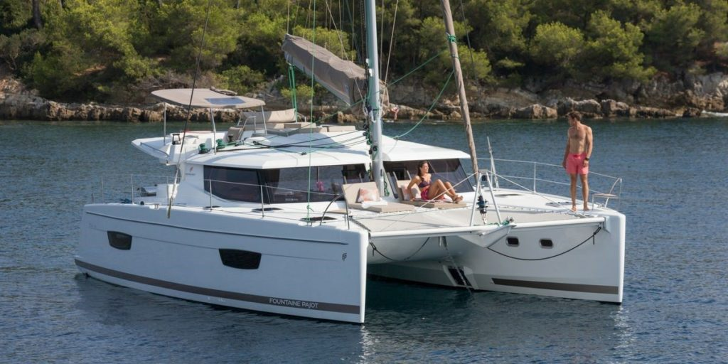 Seychelles luxury yacht