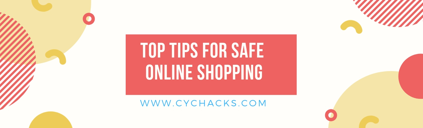 Top tips for safe online shopping
