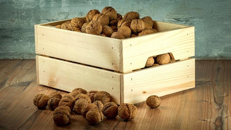 Wooden Box Crates