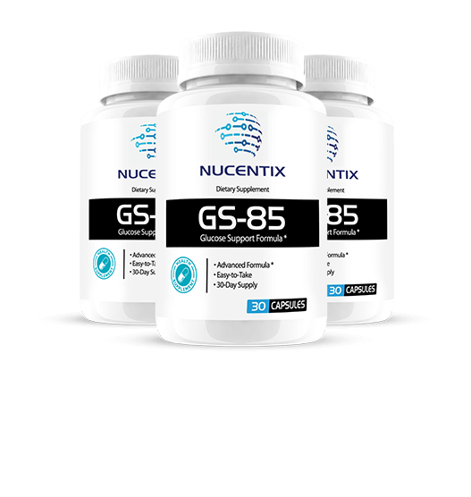 GS-85 Glucose Support Formula