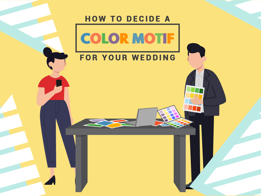 Color Motif for Your Wedding
