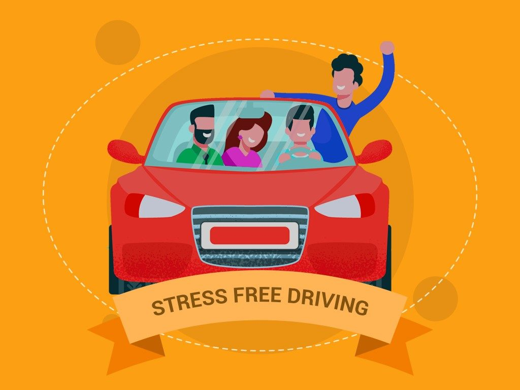 Stress Free Driving