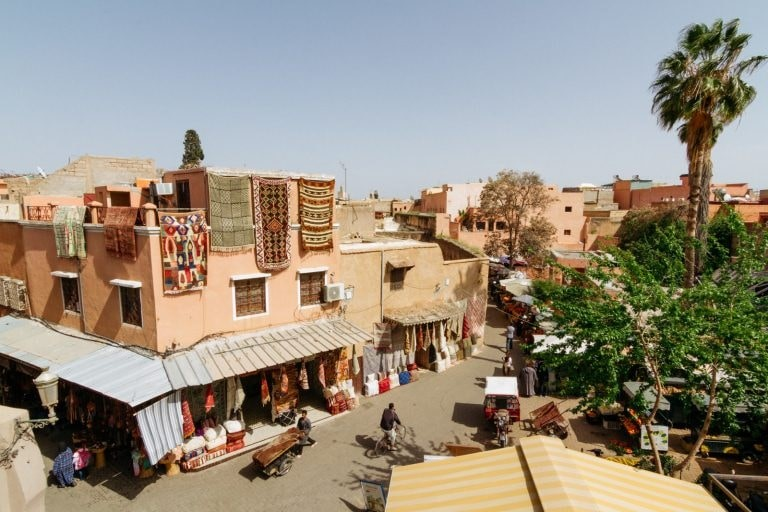 Accommodation costs in Morocco