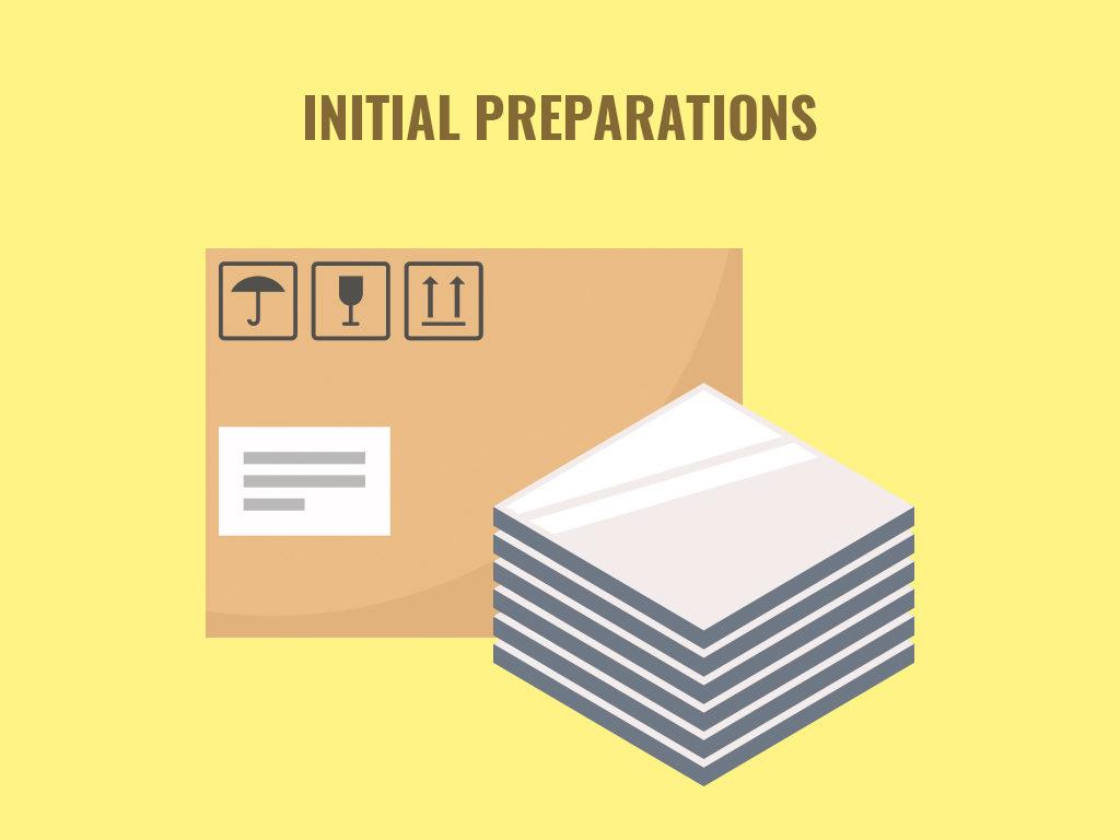 Initial Preparations