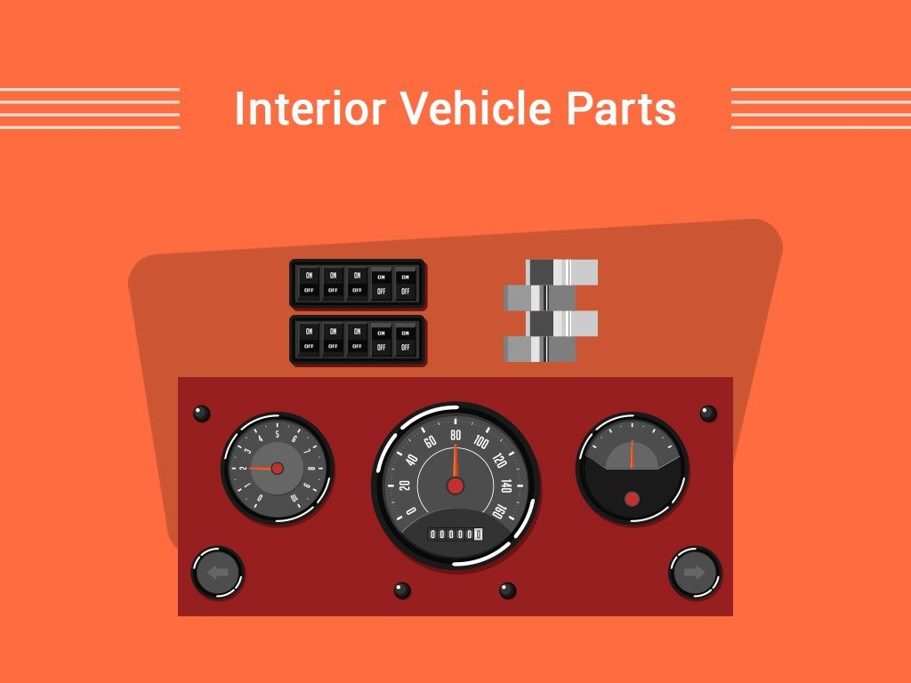 Interior Vehicle Parts