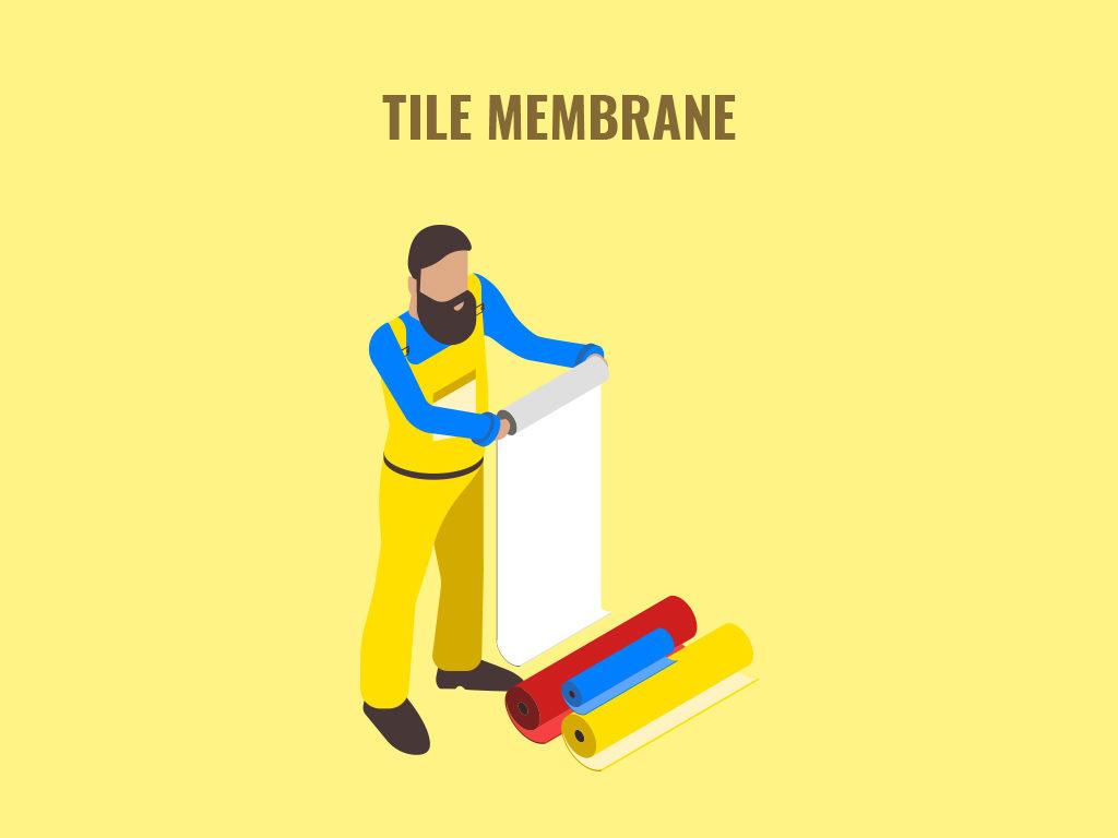 Tile Membrane
