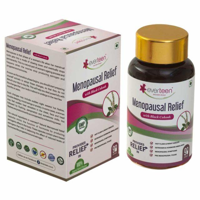 Everteen Menopausal Relief capsules