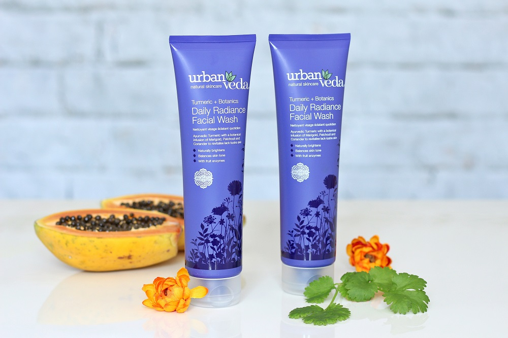 Ayurvedic skincare products