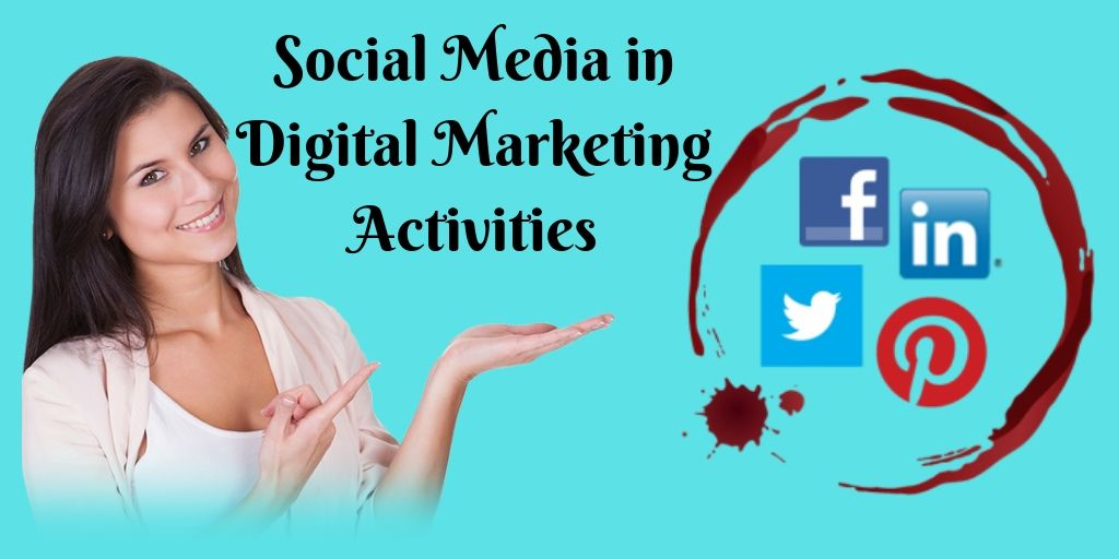 Role of Social Media in Strategizing Your Digital Marketing Activities