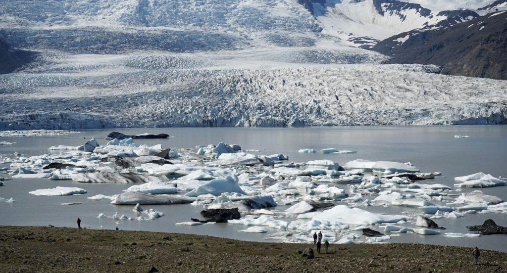 Vatnajokull National Park