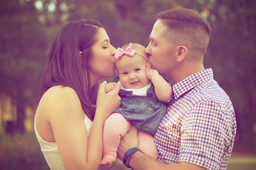 take a step back is crucial for every new dad