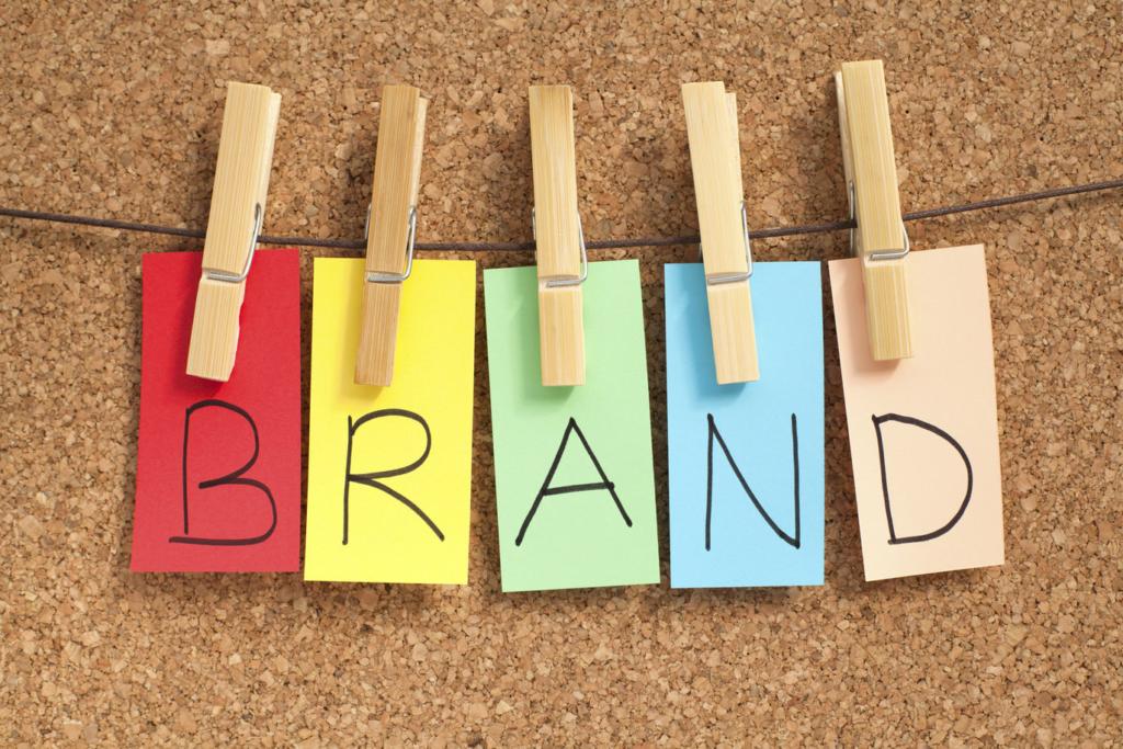 Brands Distinct Identity