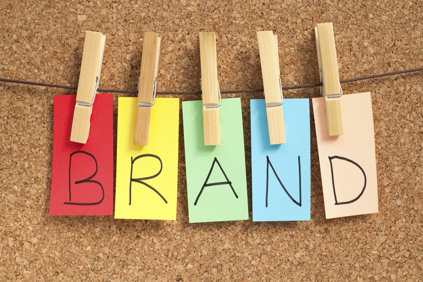 Brands Distinct Identity