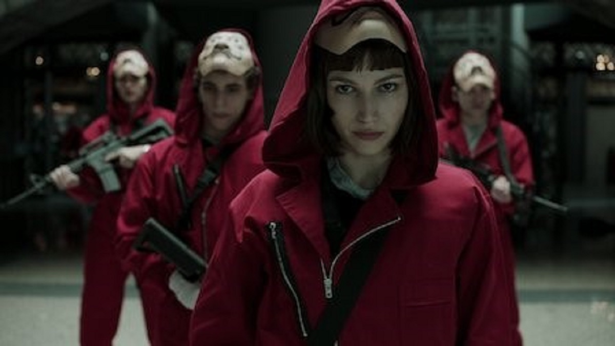 Why Everybody Loves 'Money Heist' on Netflix