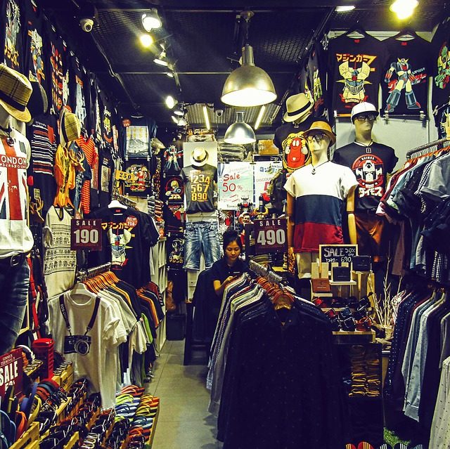 apparel clothing business