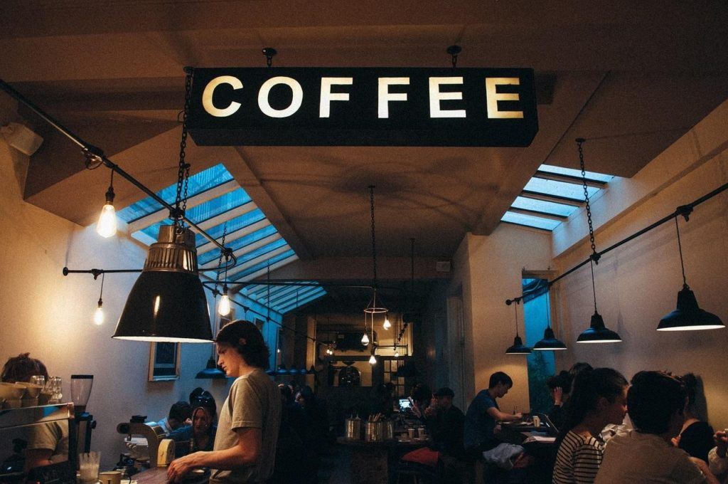 coffee places in the world