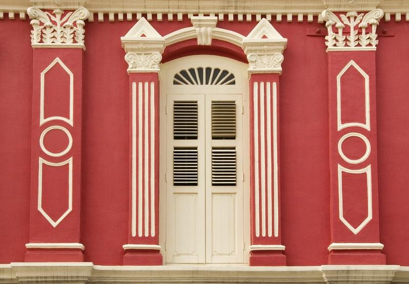 Bi-Fold Timber Doors