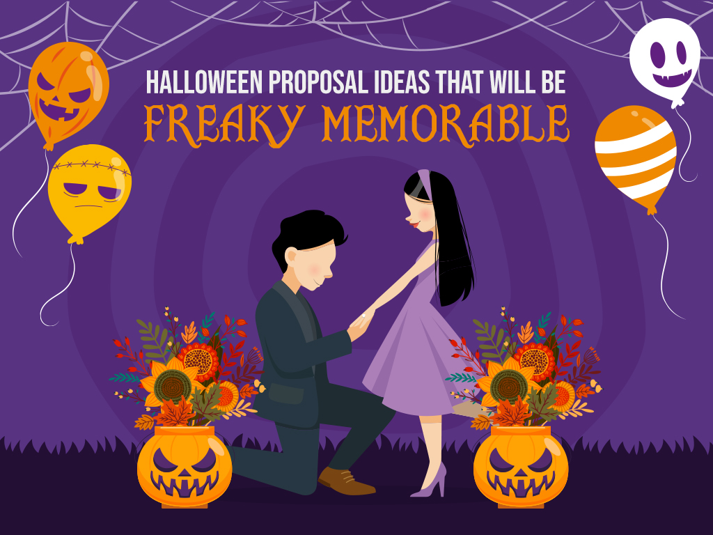 Halloween Proposal Ideas