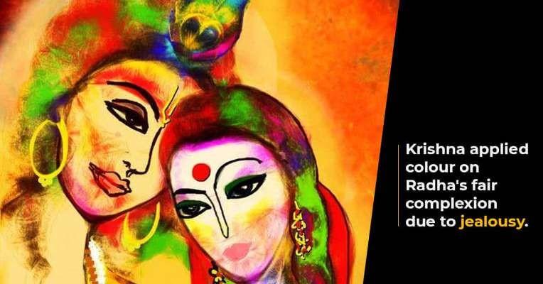 Lord Krishna's birthplace is Nandgaon