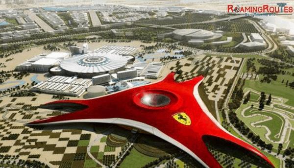 Dubai-Ferrari-World