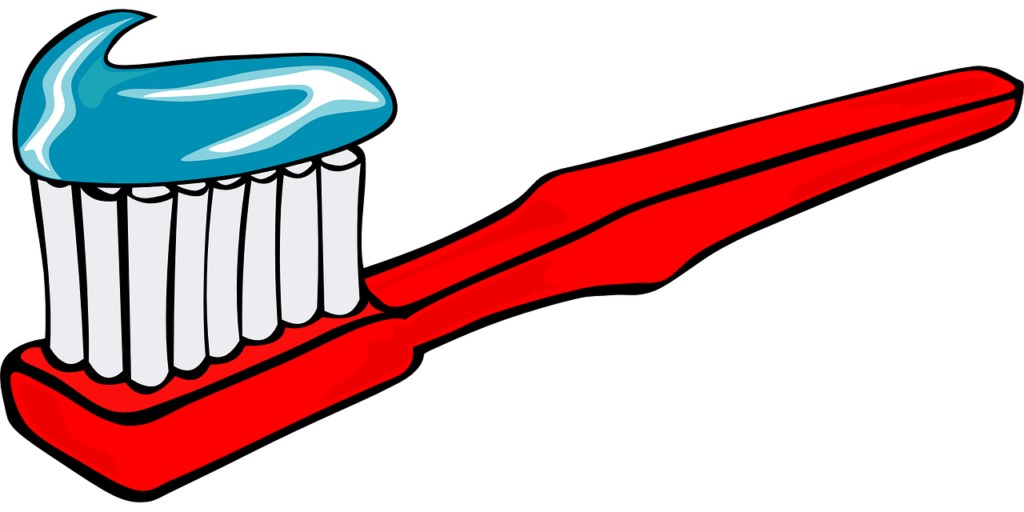 Toothbrushe, Brush, Toothpaste, Brushing
