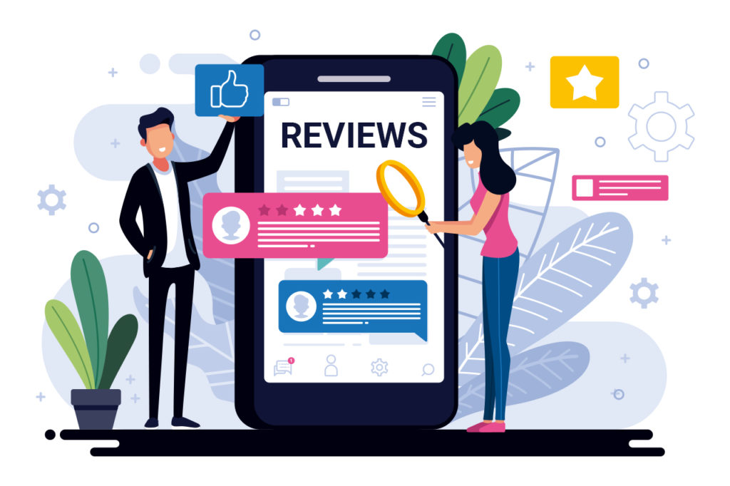 Focus On Your Online Reviews