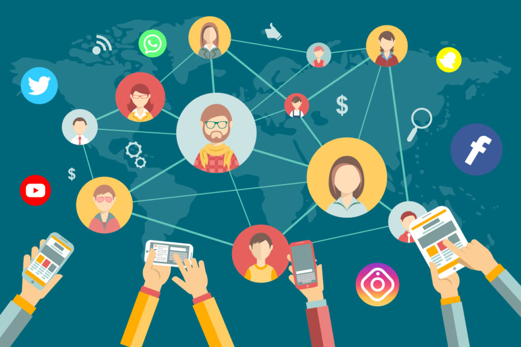 Reach Out To Your Audience On Social Media Networking Sites