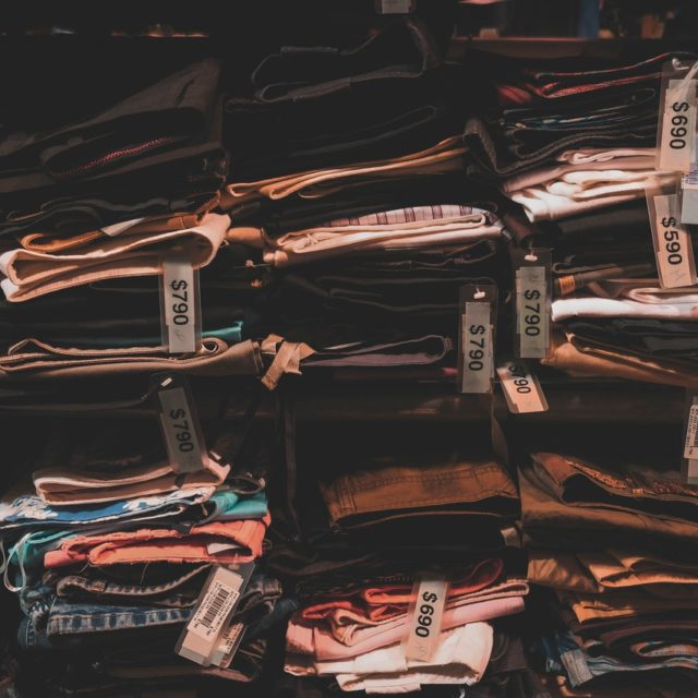 Tips to remove security tags from clothes