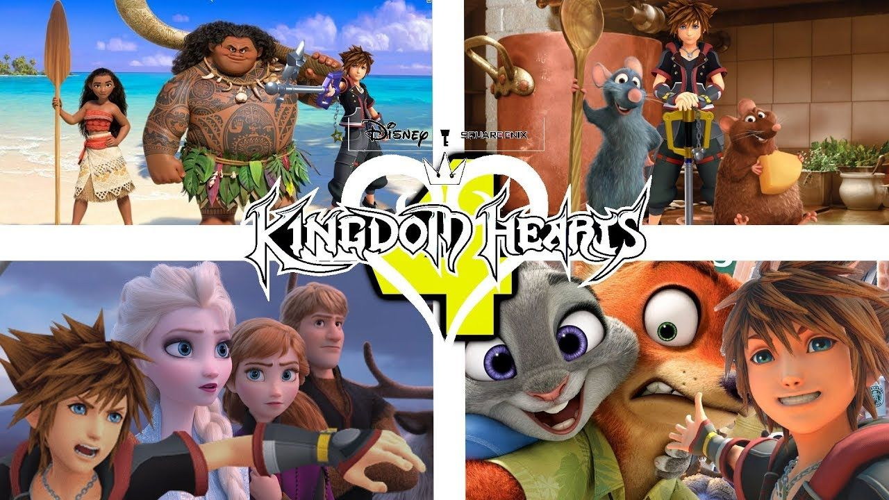 kingdom hearts 4
