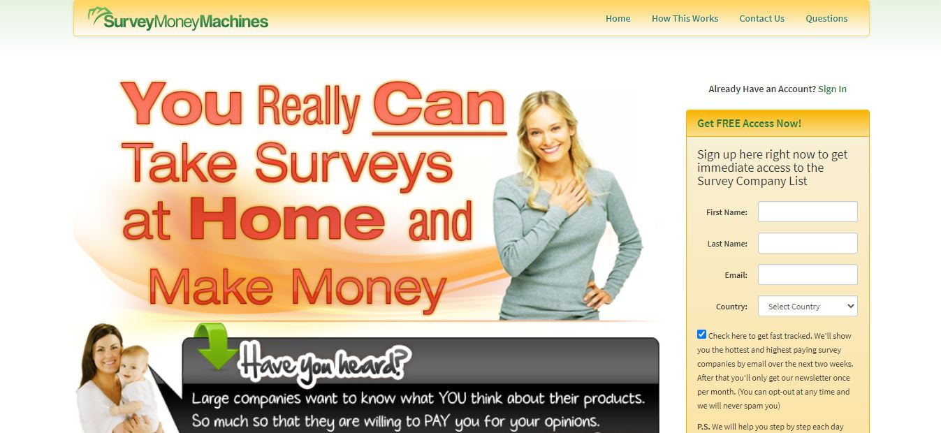 survey money machine reviews
