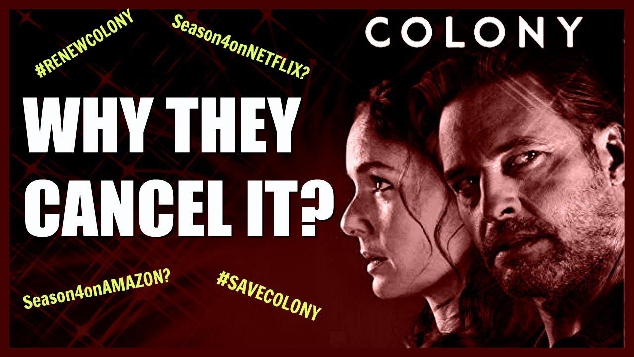 Colony season 4