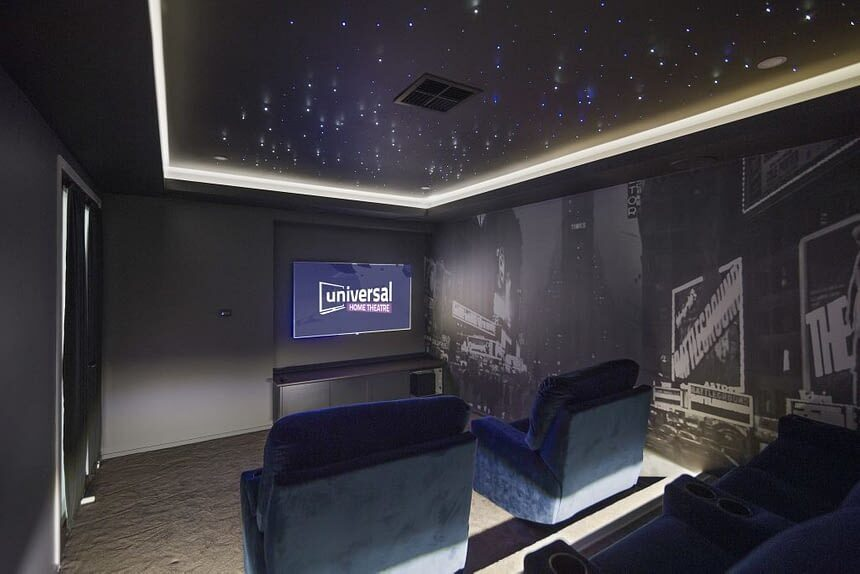 Redecorate Your Home Theatre