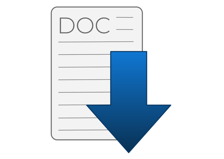 Google Docs Word document