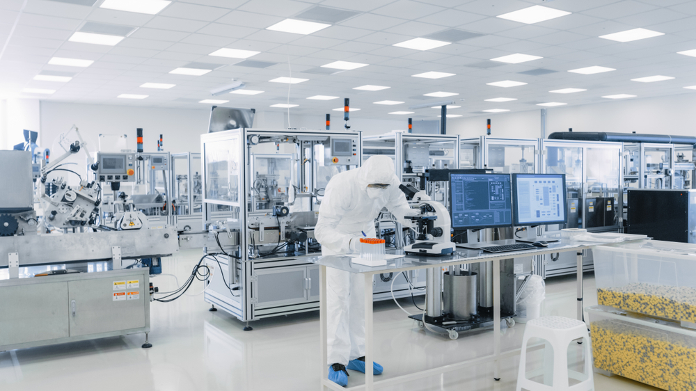 pharmaceutical labs solutions